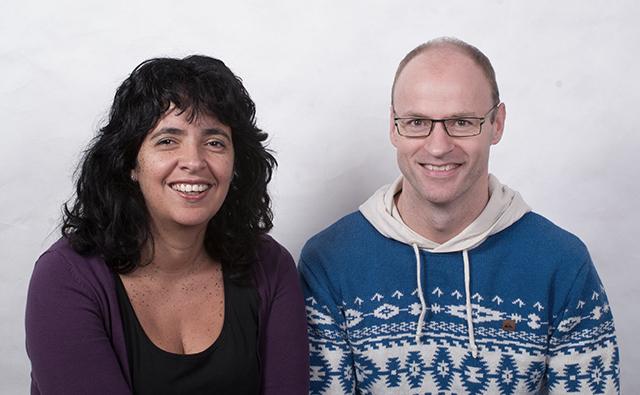 Clarita und Meinrad Buchli